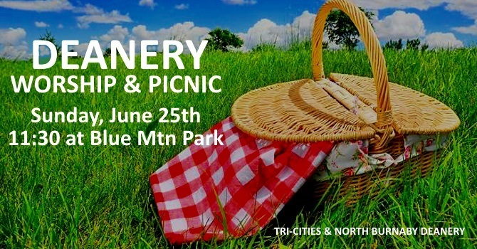 Tri-Cities & N. Burnaby Worship and Picnic