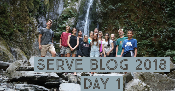 Serve Victoria 2018 - Day 1 image