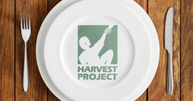 Harvest Project Donations - Thanksgiving Drive image