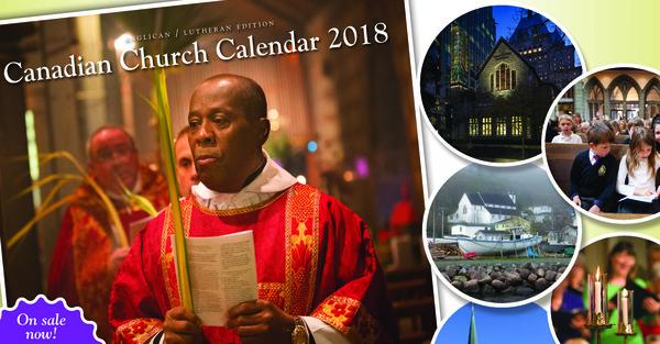 2018 Church Calendars!