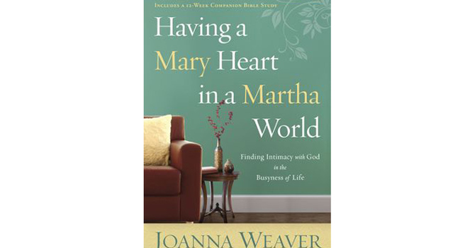 Books by Joanna Weaver  image
