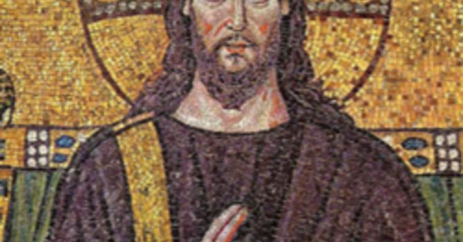 Christ the King Sunday - Bishop Melissa Presider image
