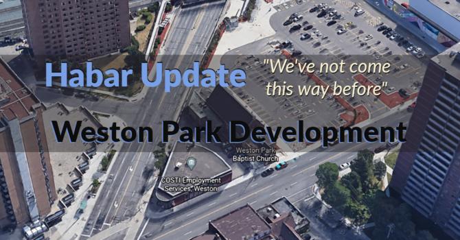Habar - Church Redevelopment Update image