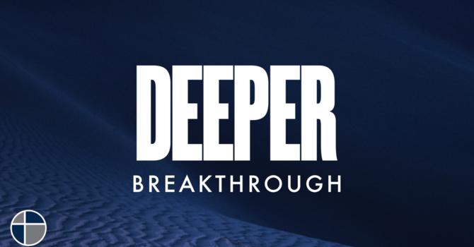 Pushing Through Brokenness to Breakthrough