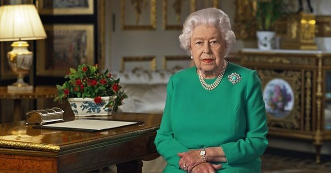 The Queen's Easter Message image