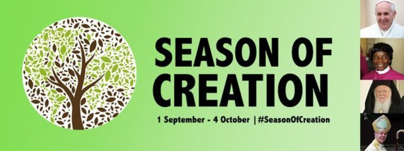 September 6, 2020 - Season of Creation 1 - curated worship w/ Wild Church