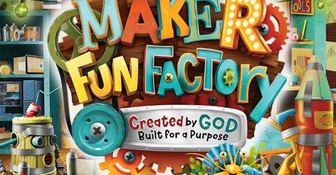 VBS Registration Now Open! image