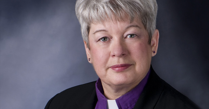 Bishop Barbara Andrews to retire at the end of this year image