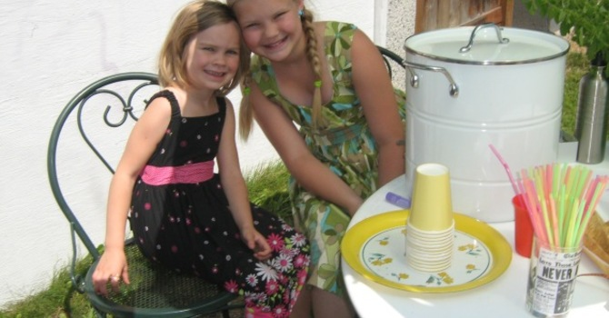 The Little Lemonade Stand That Could! image