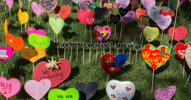 What's a Heart Garden? image