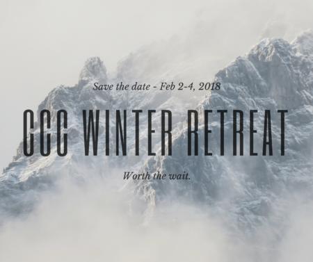 Crossroads Youth - Winter Retreat