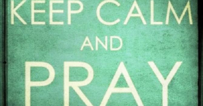 A prayer for General Synod