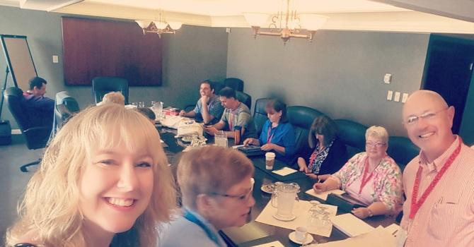 Committees of GS meet
