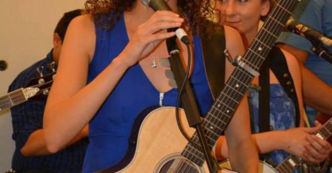 Stephanie Ratcliff EP Fundraiser Concert image