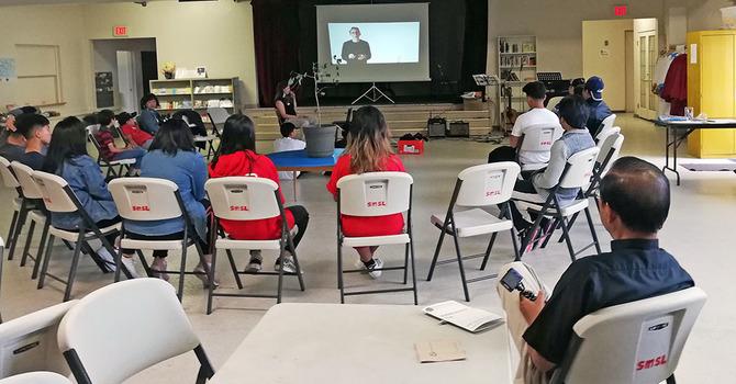"""ACAM Day Camp: """"Science and Faith"""""""