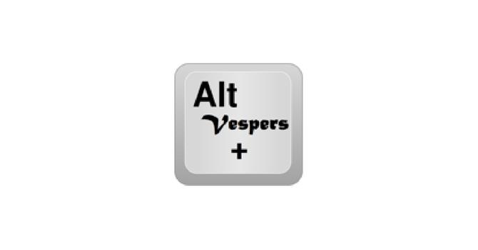 Alt Vespers will resume Wednesday February 1 image