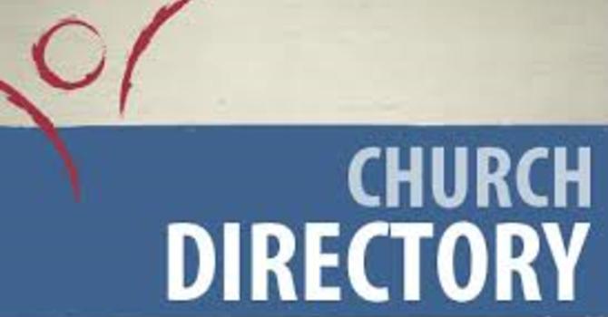Church Directory: Family Photo  image