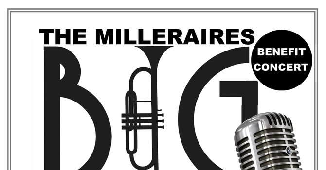 Milleraires Big Band - PWRDF/WFGB Fundraiser