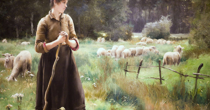 A Good Shepherd to all of us