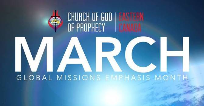 March Global Mission's Month image