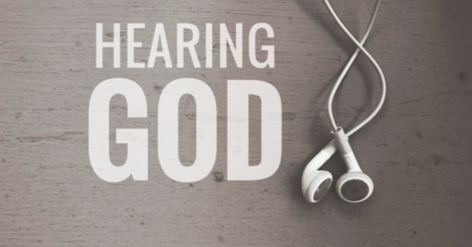 Audio from Hearing God Series - Week Four image
