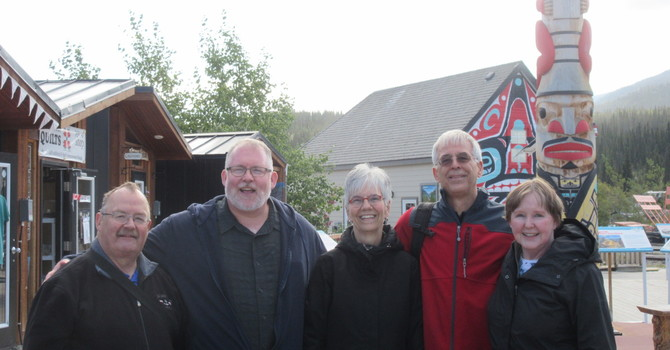 A Bench of Bishops in Yukon image