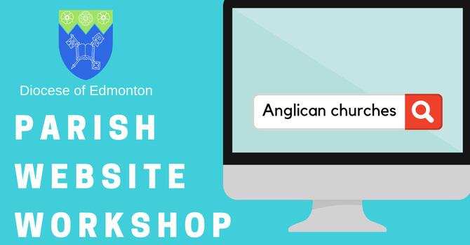 Parish Website Workshop