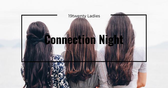 November's Ladies Connection Night  image