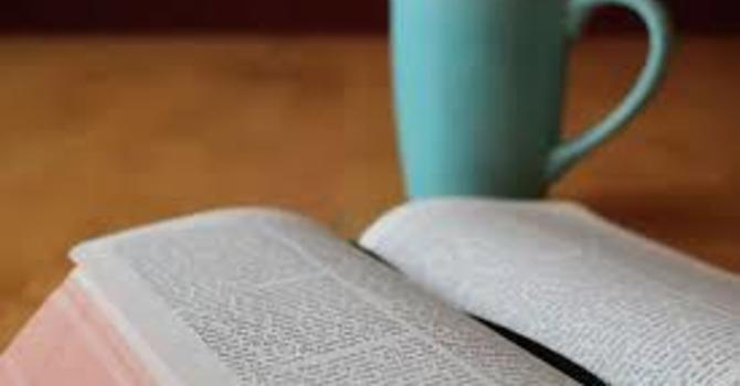 'Zoom' Bible Study each Wednesday @ 11 a.m. image