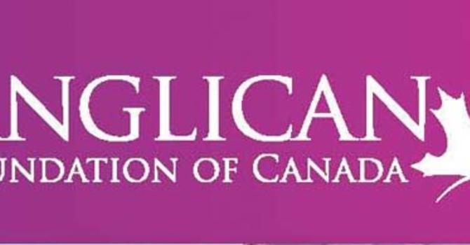 Anglican Foundation November Grant Cycle