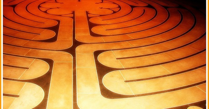 Encounter at St. Paul's Labyrinth Starts Oct 12 image