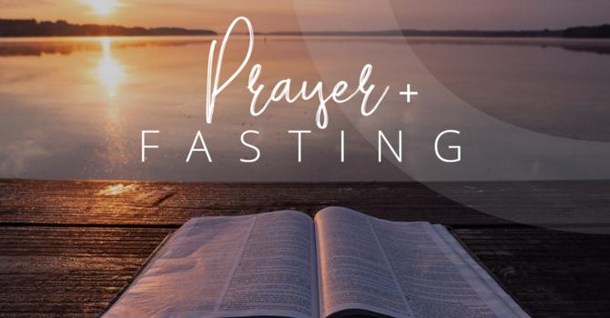 Fasting and Prayer 2020