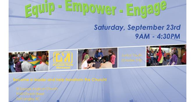 Equip, Empower, Engage
