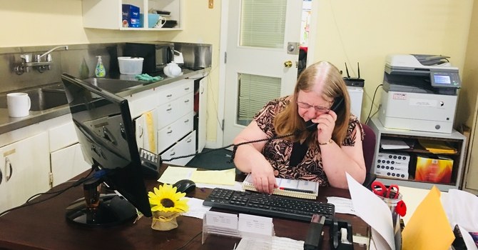 Volunteers needed at St. Paul's  Advocacy Office image