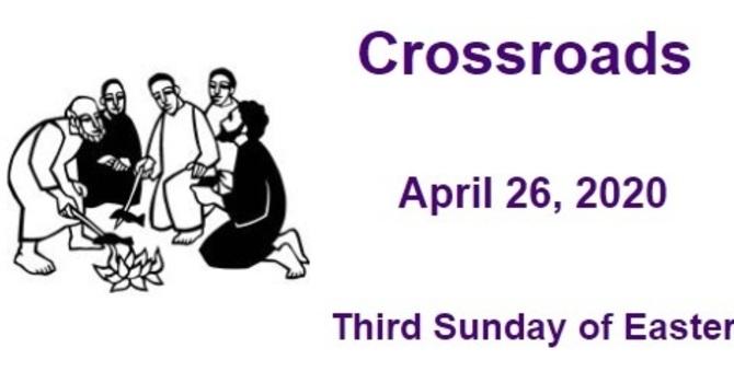 Crossroads April 26, 2020 image