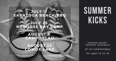 Elevate Sr Youth: [SUMMER KICKS]