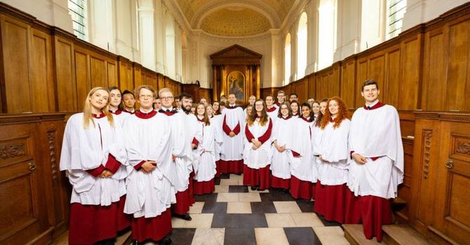 The Choir of Clare College, Cambridge
