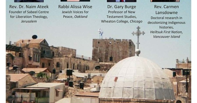 Seeking  the Peace of Jerusalem - Conference image