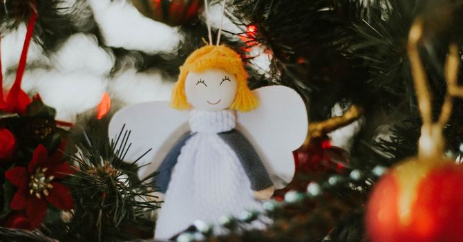 Bring JOY to a Prisoner's Child this Christmas image
