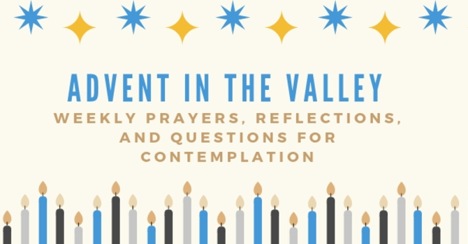 Weekly Advent Reflections image