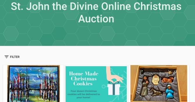 St. John's Squamish Silent Auction