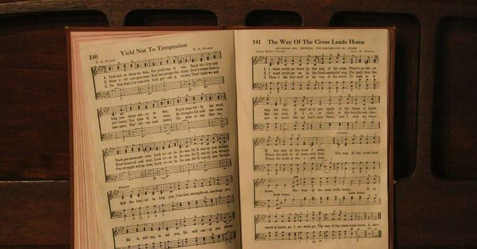 Question: Why do you put a lot of emphasis on singing the Old Testament Psalms? (Pt. 1) image