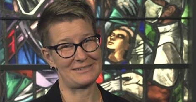 Moderator's Lent 2018 Message: Seeing with the Eyes of Love image