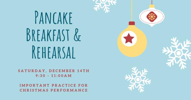 Bethel Kids - Pancake Breakfast & Dress Rehearsal