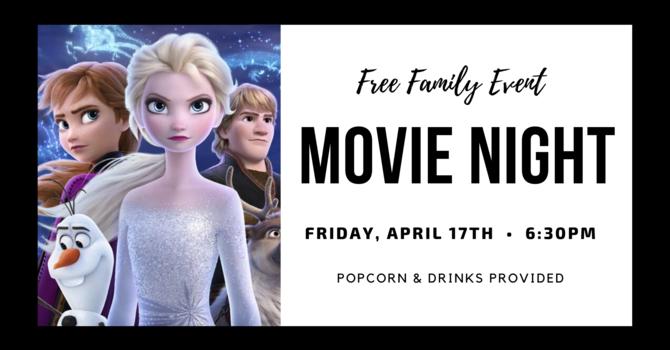 Family Movie Night - POSTPONED