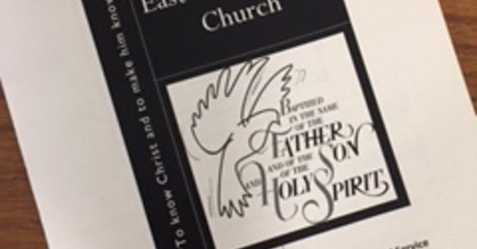 June 3, 2018 Church Bulletin image
