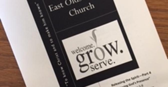 May 6, 2018 Church Bulletin image