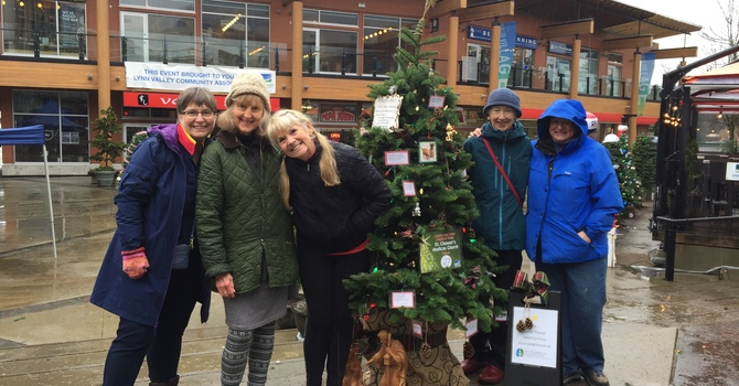 Visit (and even vote for!) St. Clement's Christmas tree image