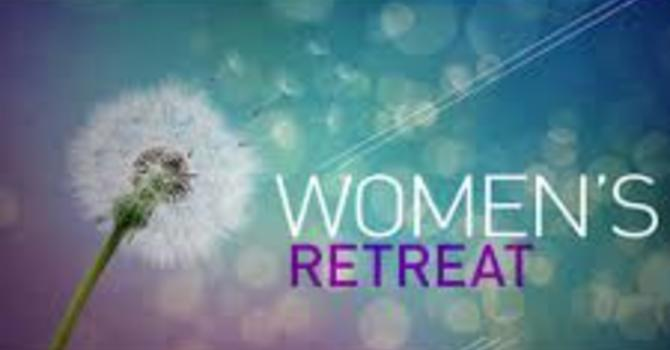 Women's Spring Retreat