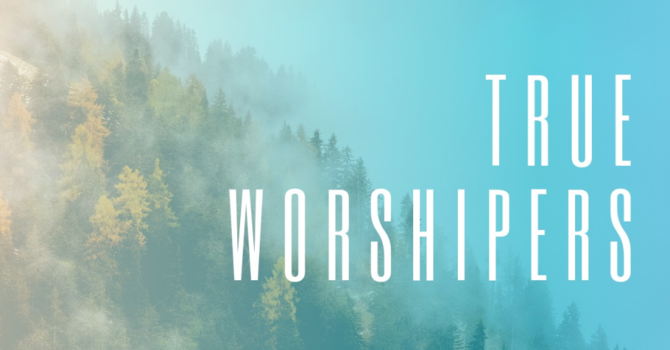 Worship as Lifestyle
